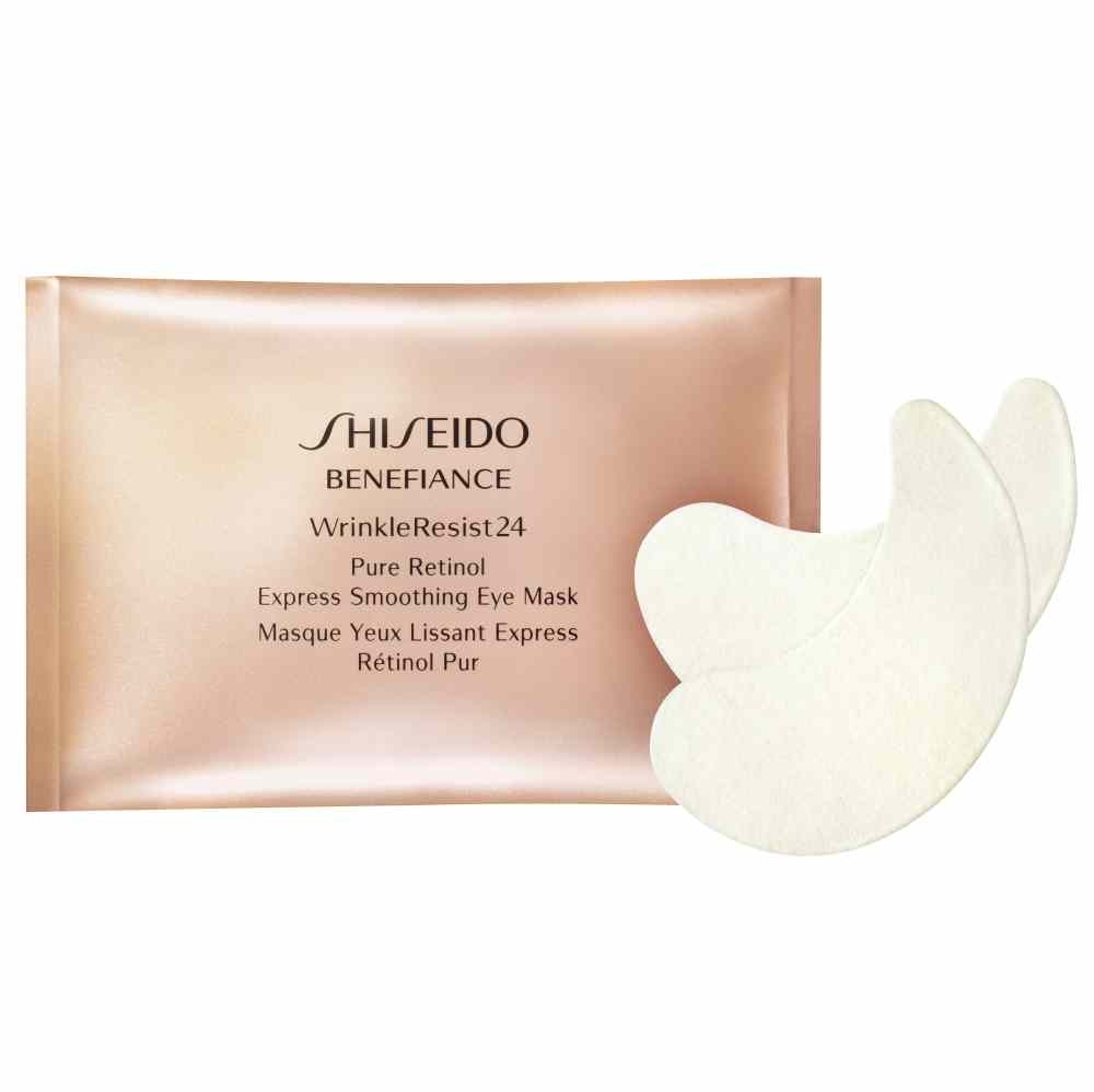 Shiseido Benefiance Pure Retional Instant Eye Mask
