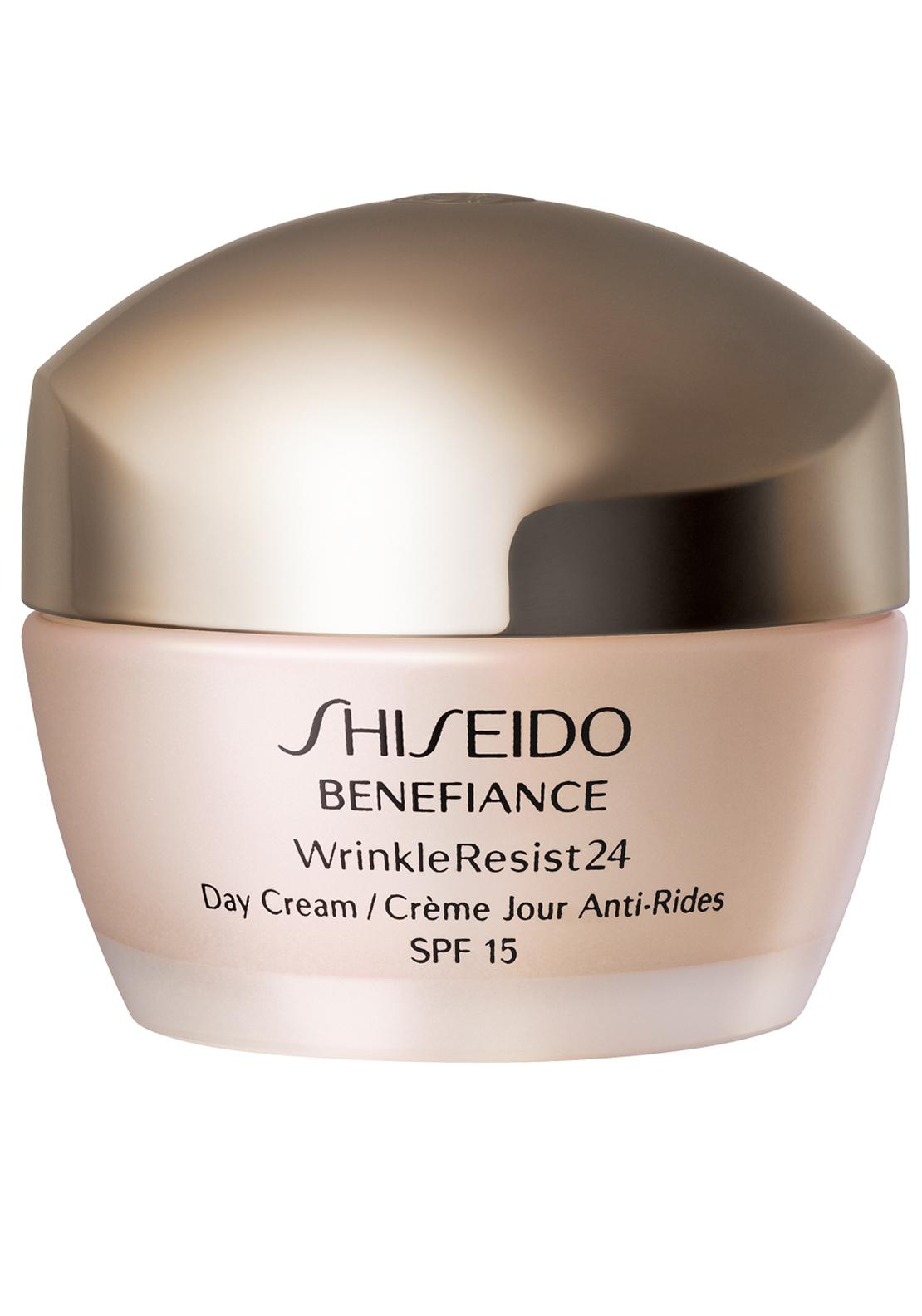 Shiseido Benefiance Wrinkle Resist 24 Day Cream SPF 15  (50ml)