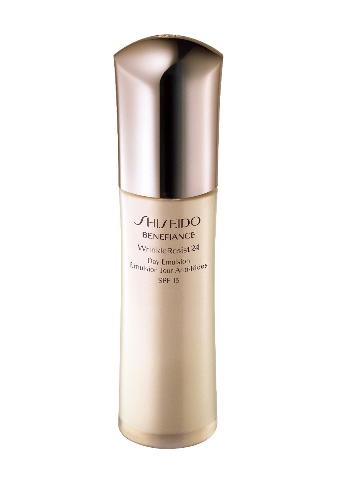Shiseido Benefiance Wrinkle Resist24 Day Emulsion SPF 15 (75ml)