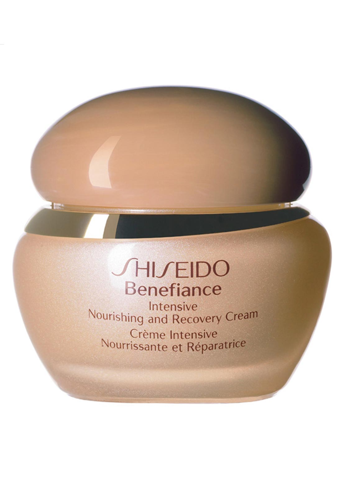 Shiseido Benefiance Intensive Nourishing and Recovery Cream, 50ml