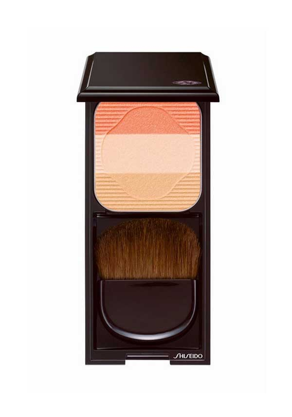 Shiseido Face Colour Enhancing Trio, OR1 Peach
