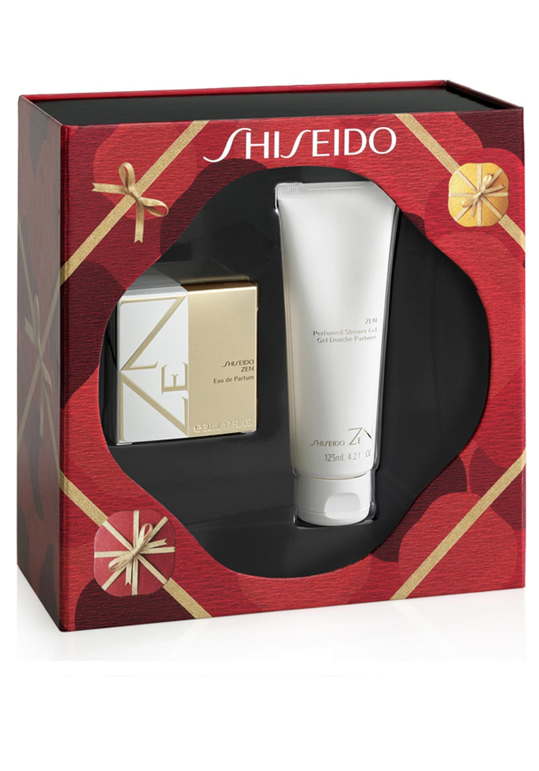 Shiseido Zen Eau de Parfum Gift Set for Women, 50ml