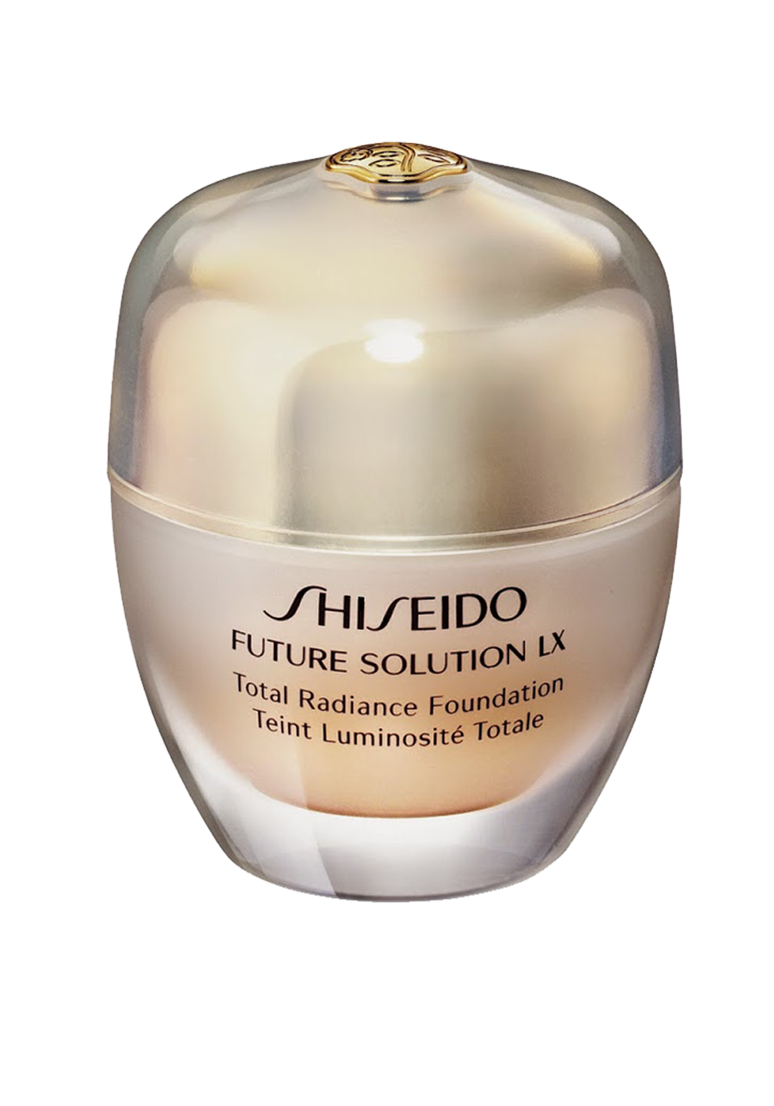 Shiseido Future Solution LX Total Radiance Foundation SPF15, Natural Deep Ivory 160