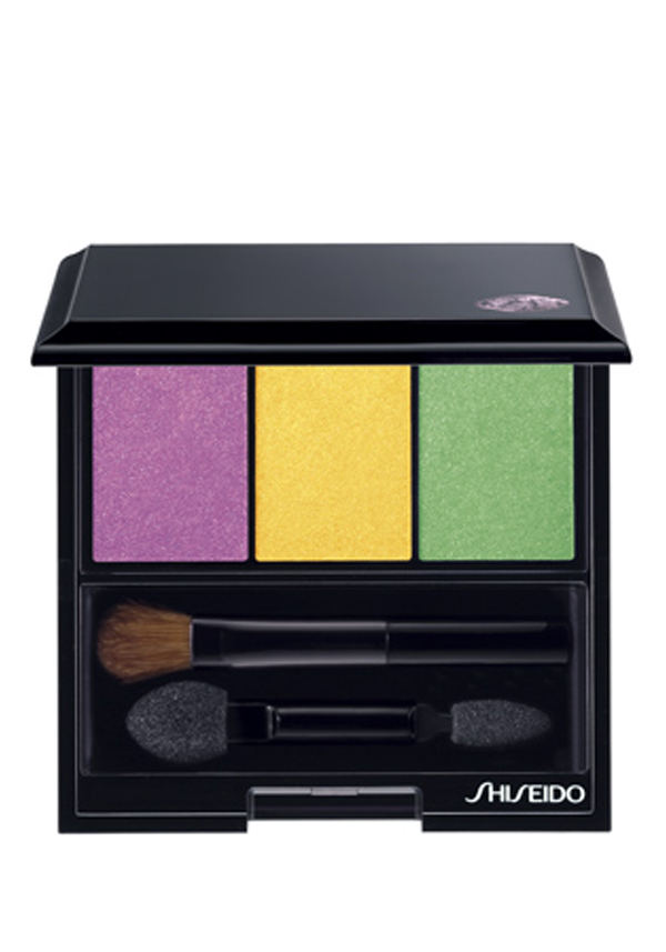 Shiseido Luminizing Satin Eyeshadow Trio, YE406