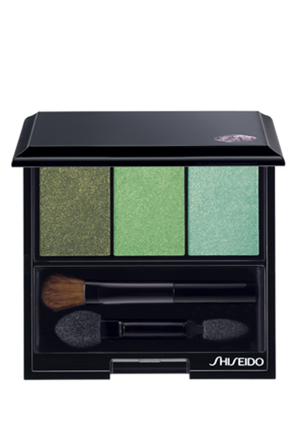 Shiseido Luminizing Satin Eyeshadow Trio, GR305