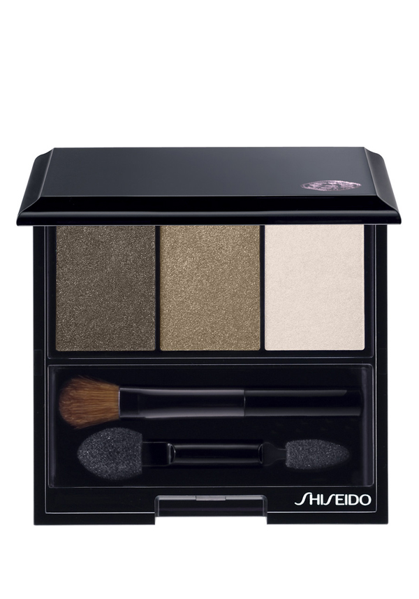 Shiseido Luminizing Satin Eyeshadow Trio, BR307