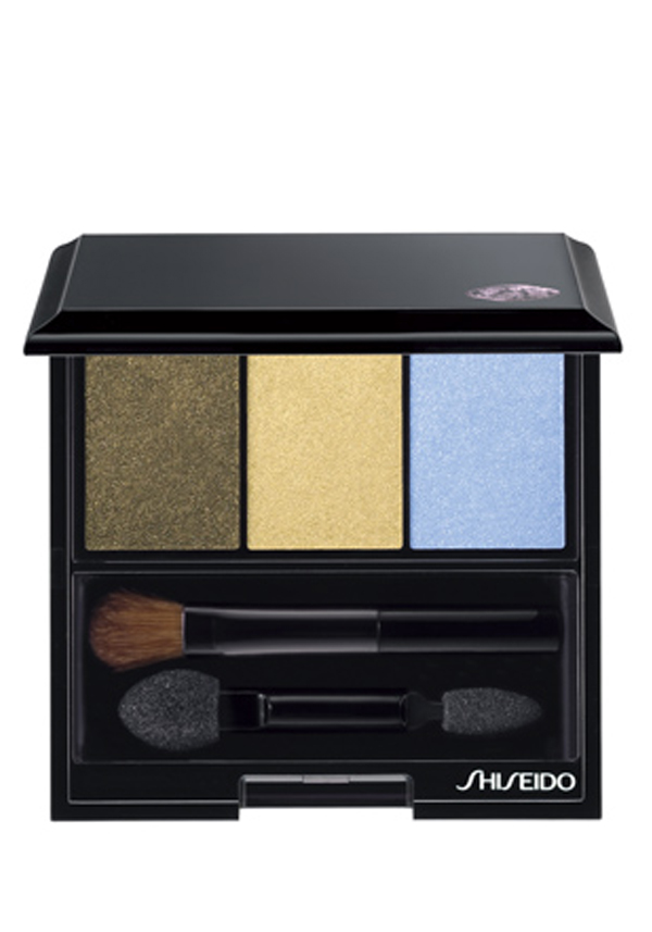 Shiseido Luminizing Satin Eyeshadow Trio, GD804