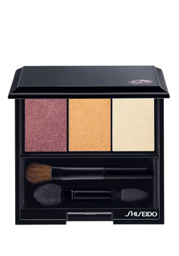 Shiseido Luminizing Satin Eyeshadow Trio, RD299
