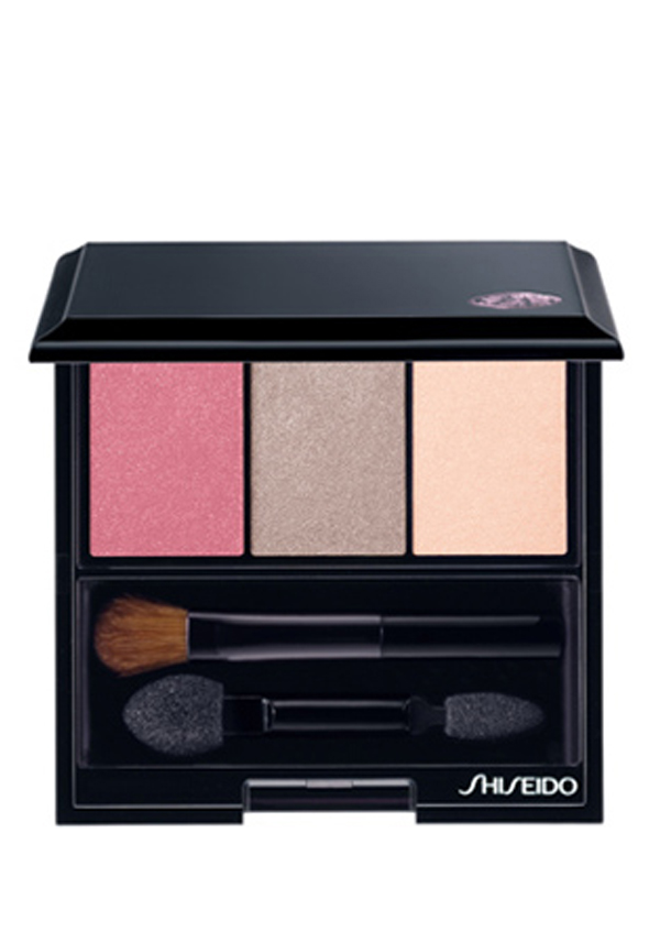 Shiseido Luminizing Satin Eyeshadow Trio, RD711
