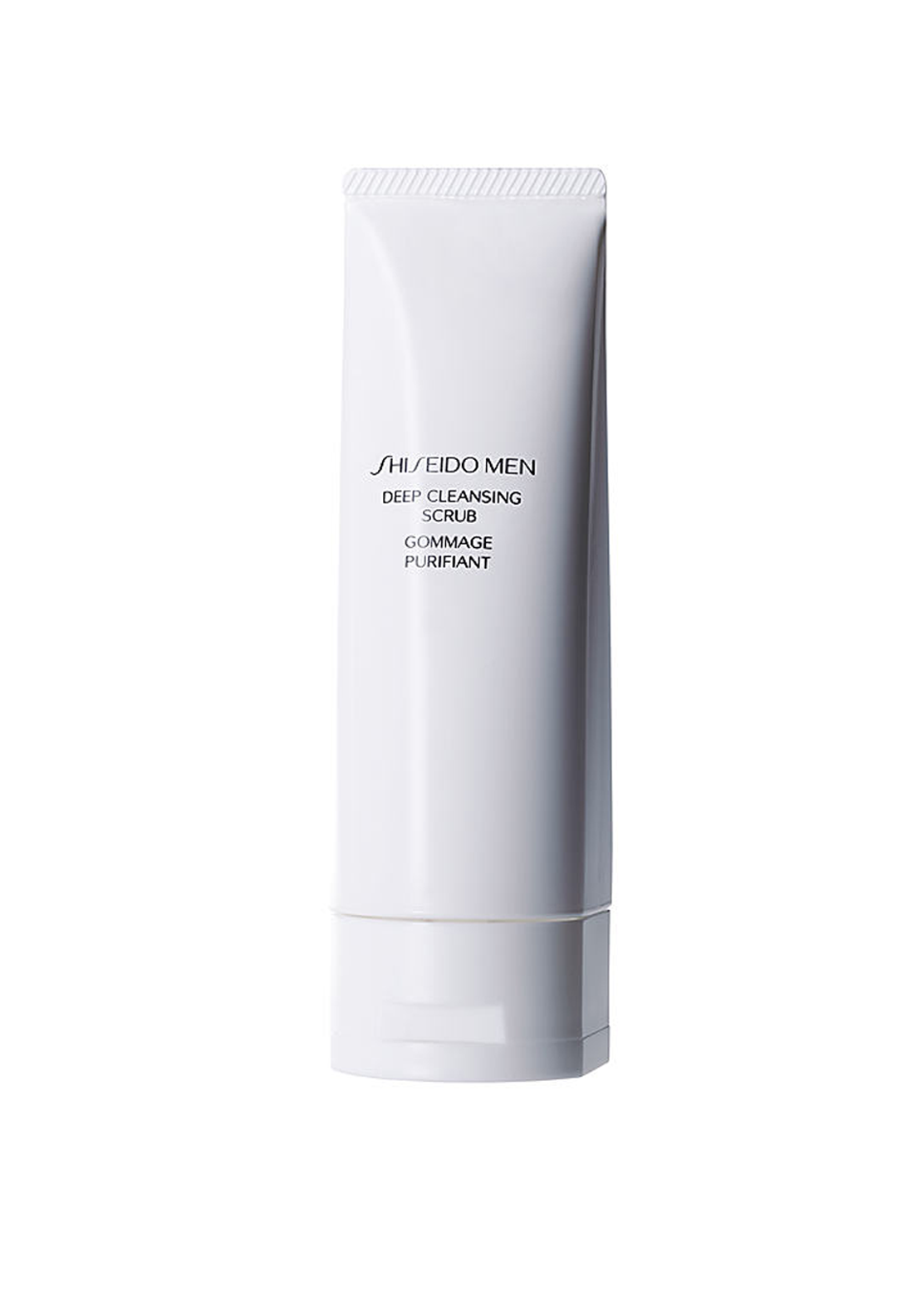 Shiseido Men Deep Cleansing Scrub, 125ml