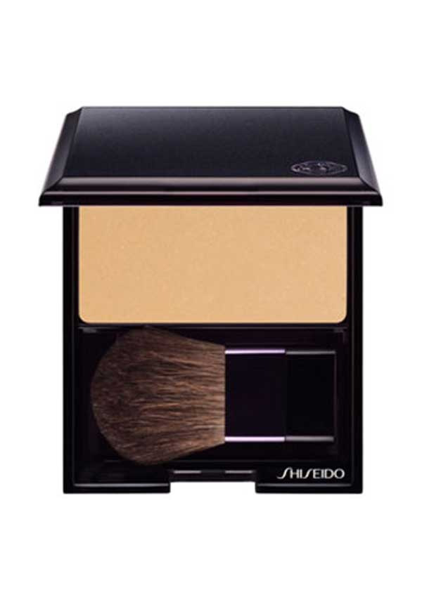 Shiseido Luminizing Satin Face Colour Blusher BE206 Soft Beam Gold, 6.5g