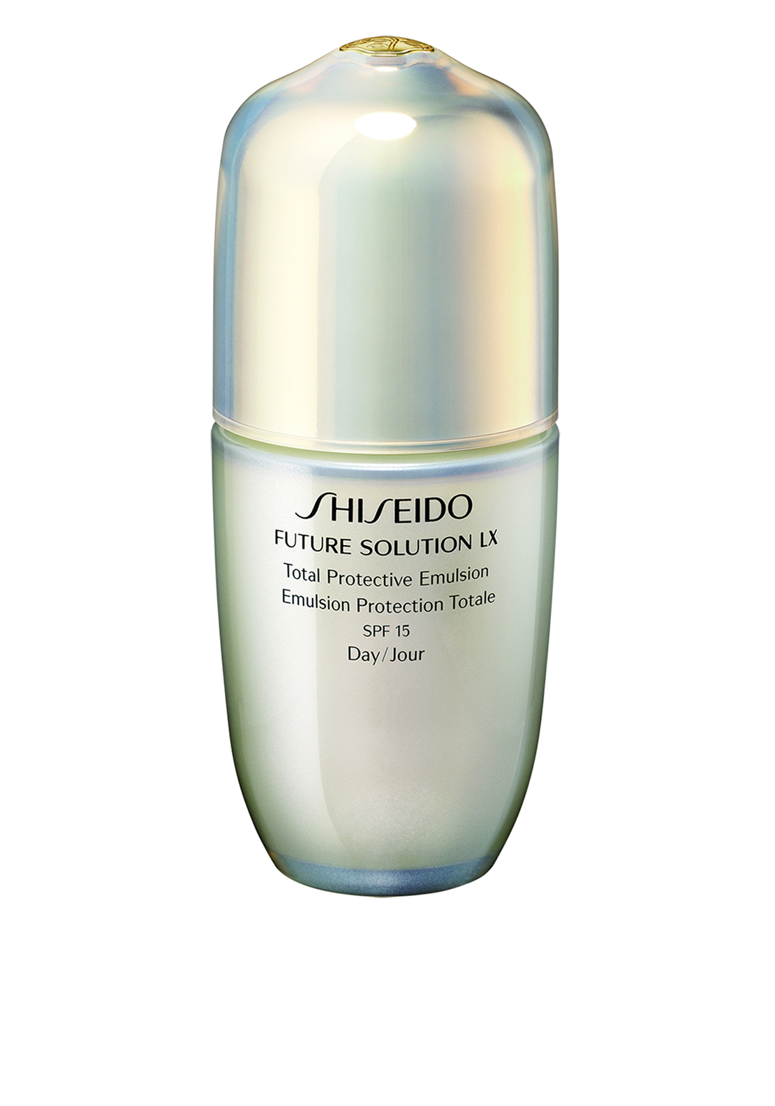 Shiseido Future Solution LX Total Protective Emulsion SPF15, 75ml