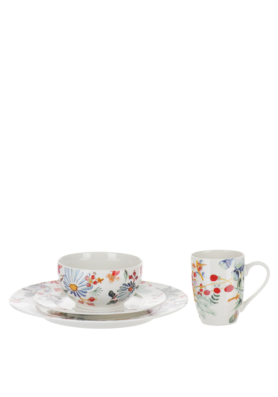 Shannonbridge Looks Like Daisy Dinner Set 16 Piece