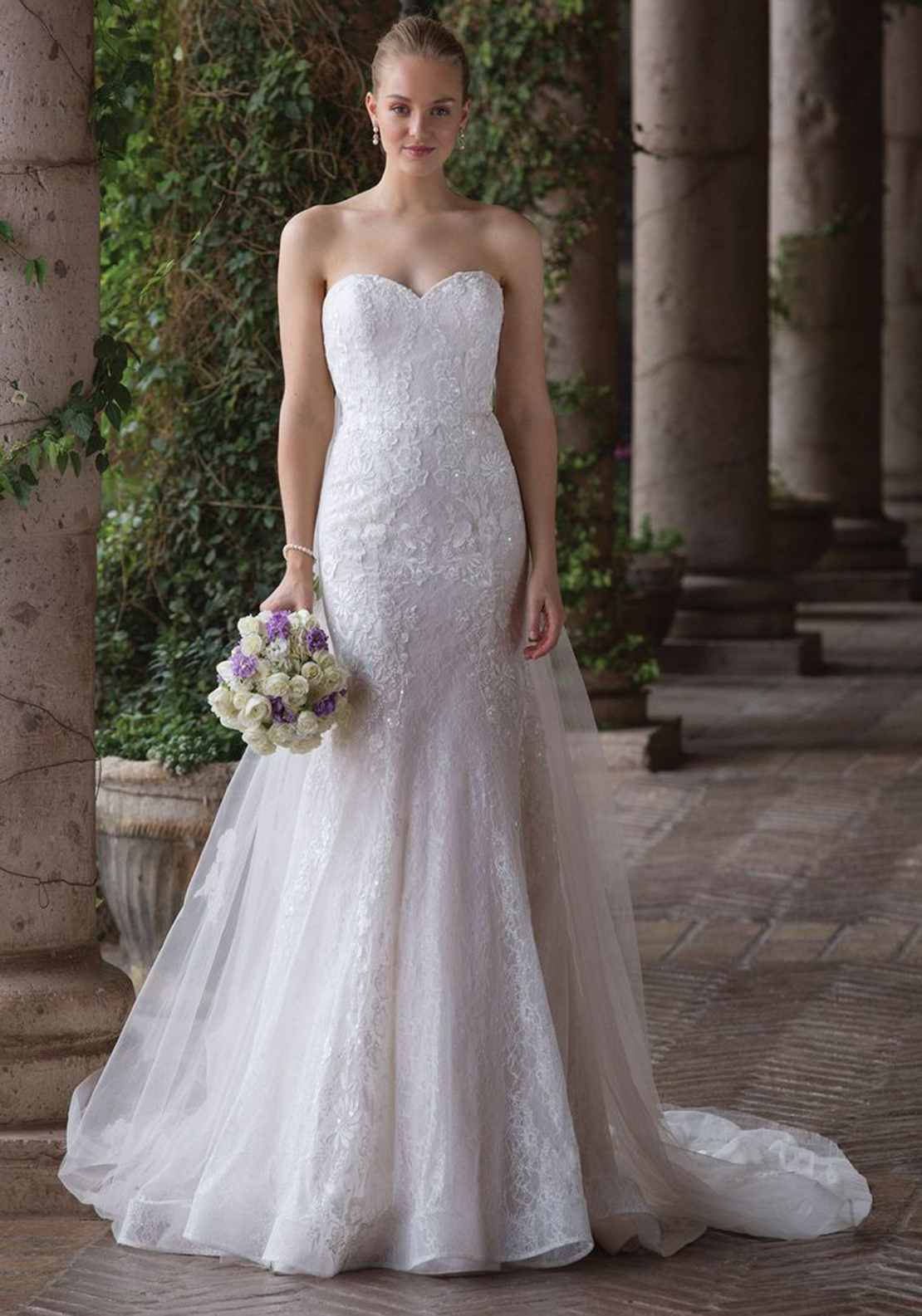Sincerity 4020 Wedding Dress