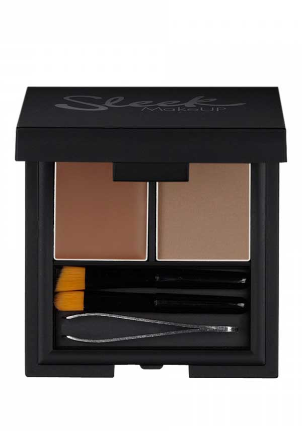 Sleek MakeUP Brow Kit Light, 817