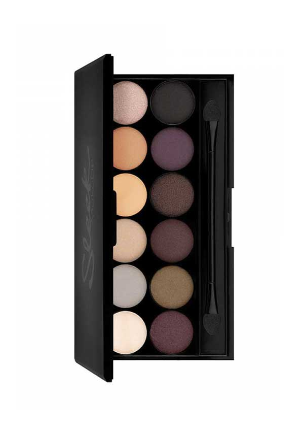 Sleek MakeUP i-Divine Au Naturel Eyeshadow Palette, 601