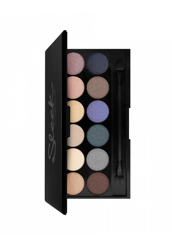 Sleek MakeUP i-Divine Storm Eyeshadow Palette, 578