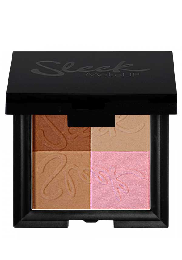 Sleek MakeUP Bronze Block Bronzer in Light, 100