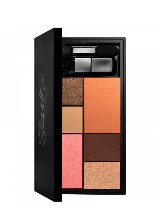 Sleek MakeUP Eye & Cheek Palette in Dancing Til Dusk, 027