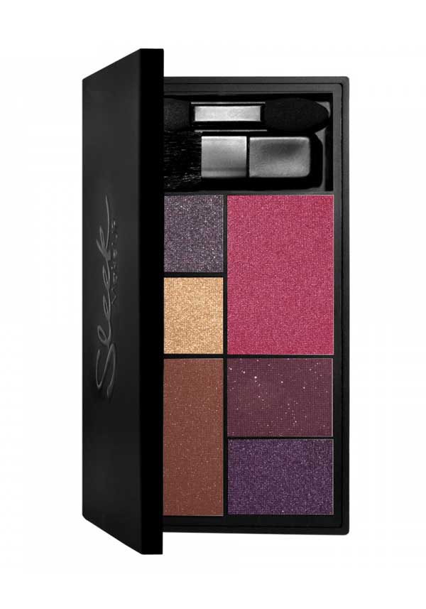 Sleek MakeUP Eye & Cheek Palette in See you at Midnight, 028