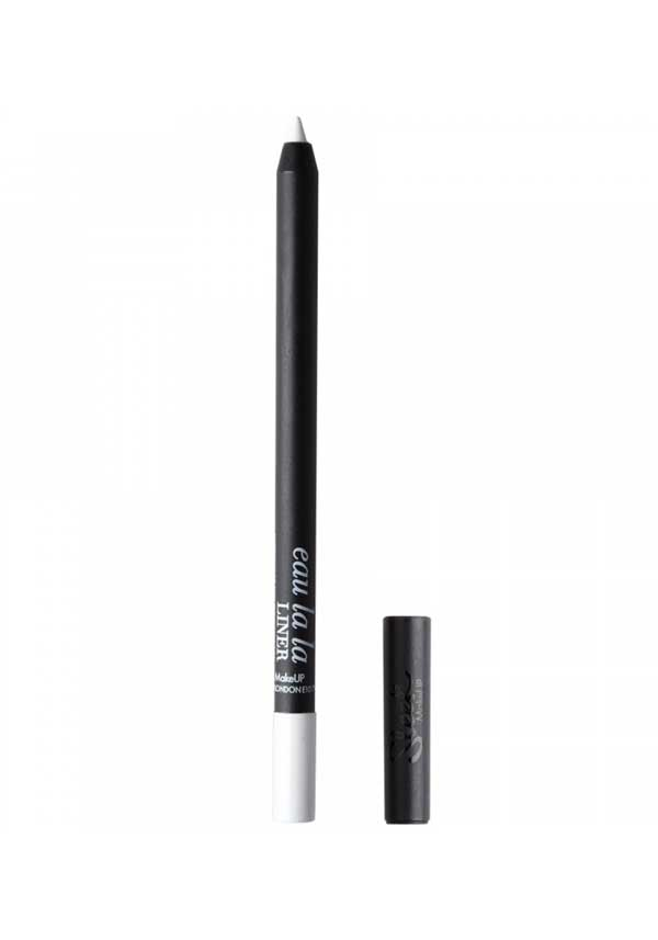 Sleek MakeUP Eau La La Eye Liner, White Noise 318