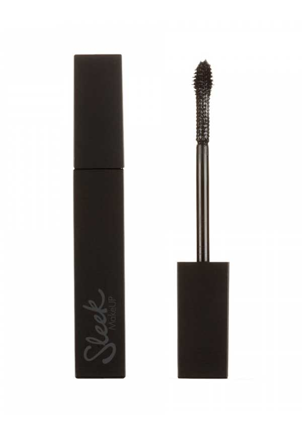 Sleek MakeUP Full Fat Lash Mascara, Blackest Black 421