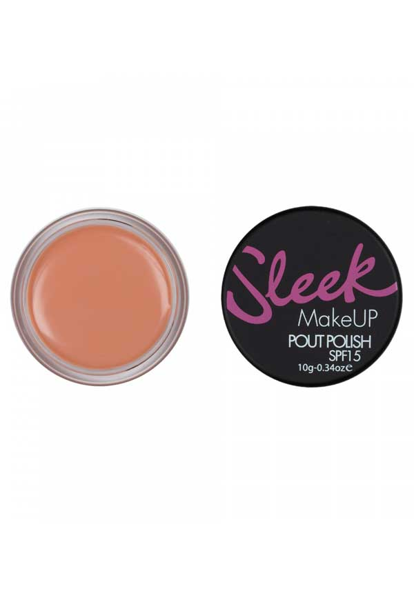 Sleek MakeUP Pout Polish Lip Balm, Bare Minimum 963