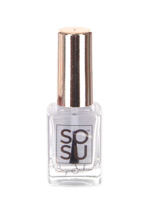 SOSU Gel Colour Nail Polish, Quick Dry Top Coat