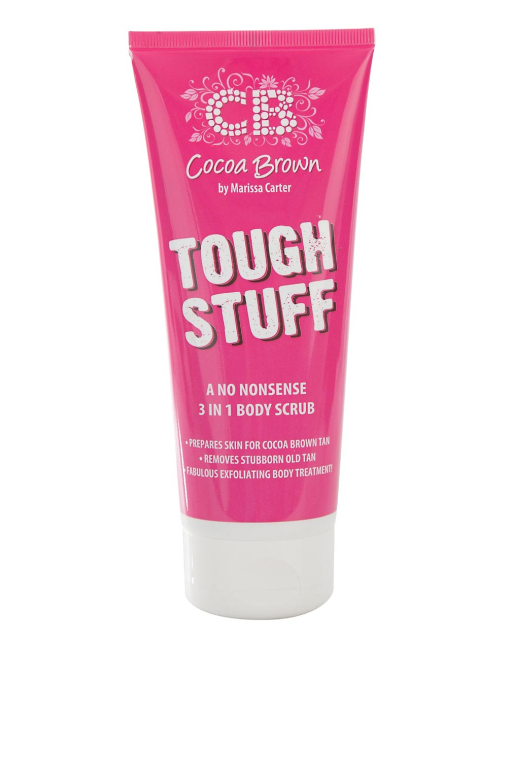Cocoa Brown by Marissa Carter Lovely Tough Stuff 3 in 1 Body Scrub, 200ml