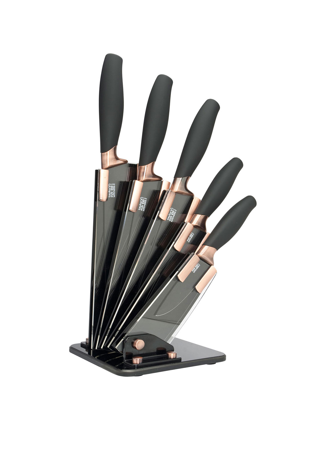 Taylor's eye witness 5 Piece Knife Block Set