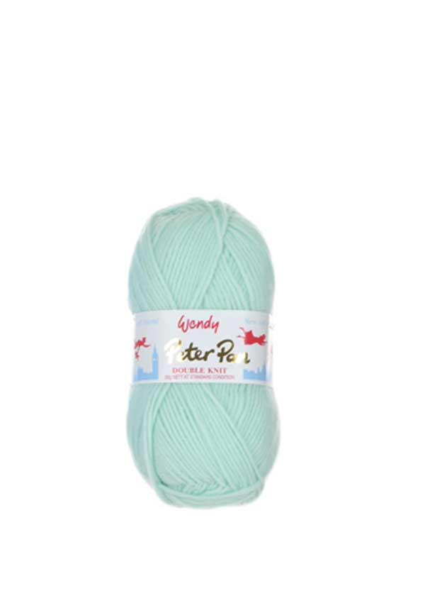 Wendy Peter Pan Double Knit Wool, 905 Bubbles