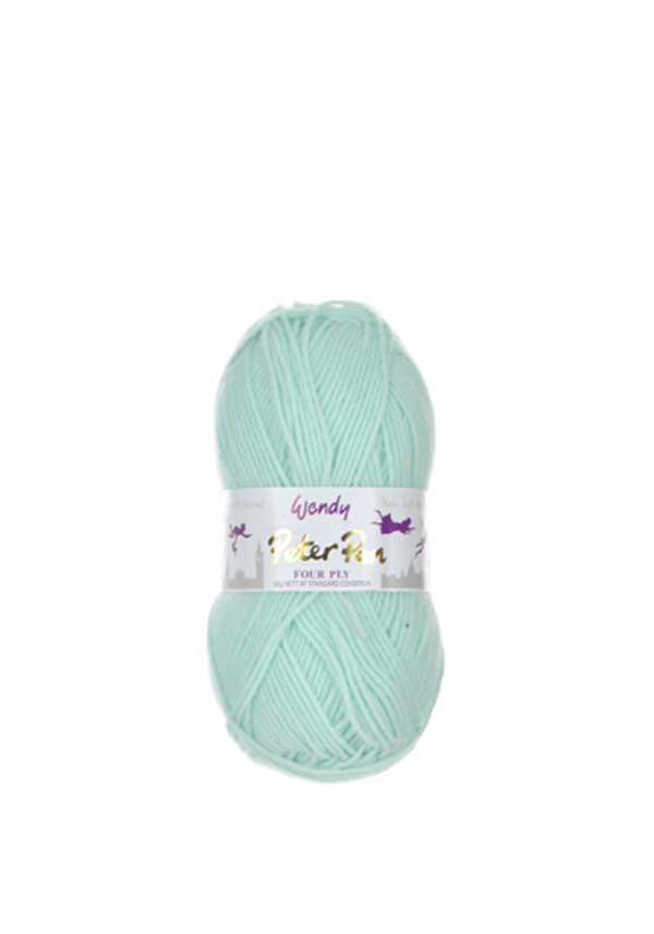 Wendy Peter Pan Four Ply Wool, 905 Bubbles