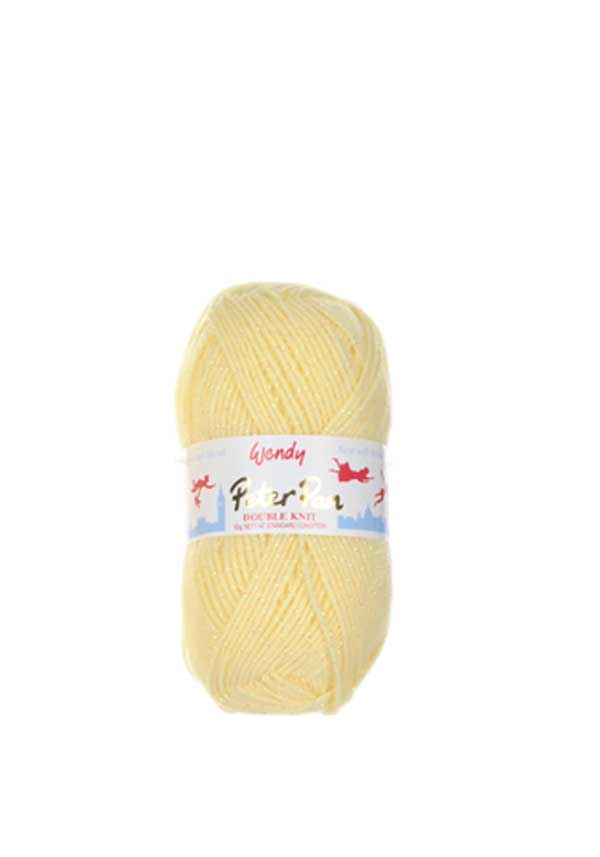 Wendy Peter Pan Double Knit Moon dust, 3006 Daisy