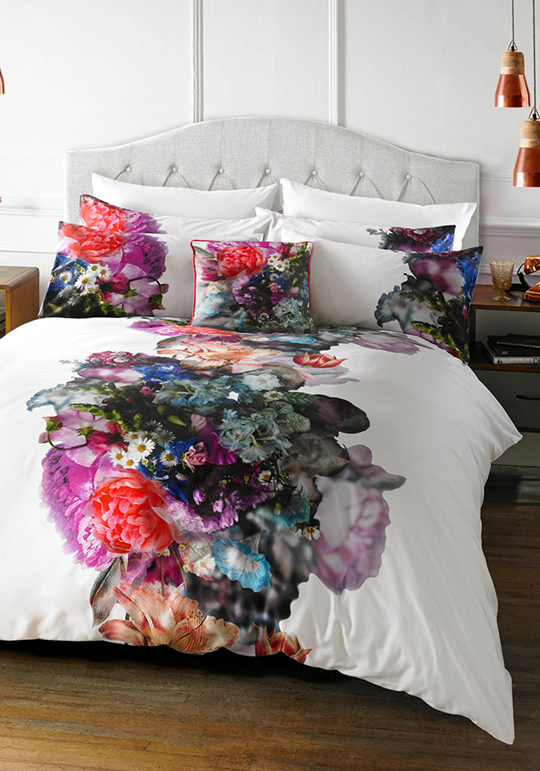 Ted Baker Focus Bouquet Duvet Cover