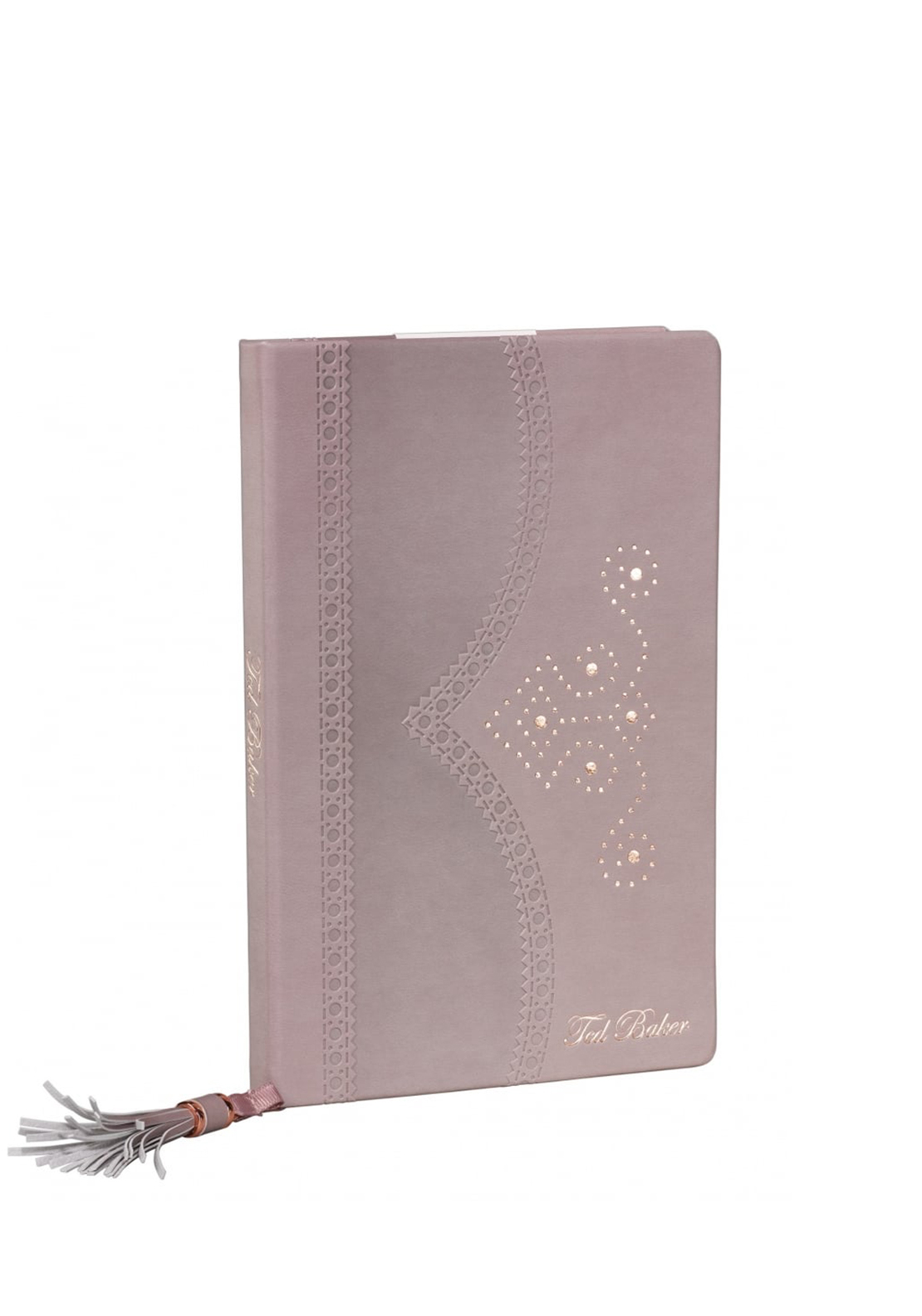 Ted Baker A5 Notebook Purple