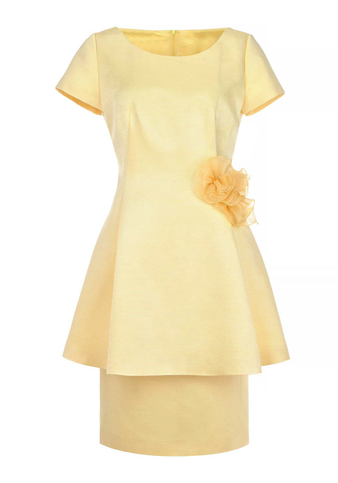 Teresa Ripoll Top and Skirt Outfit, Yellow