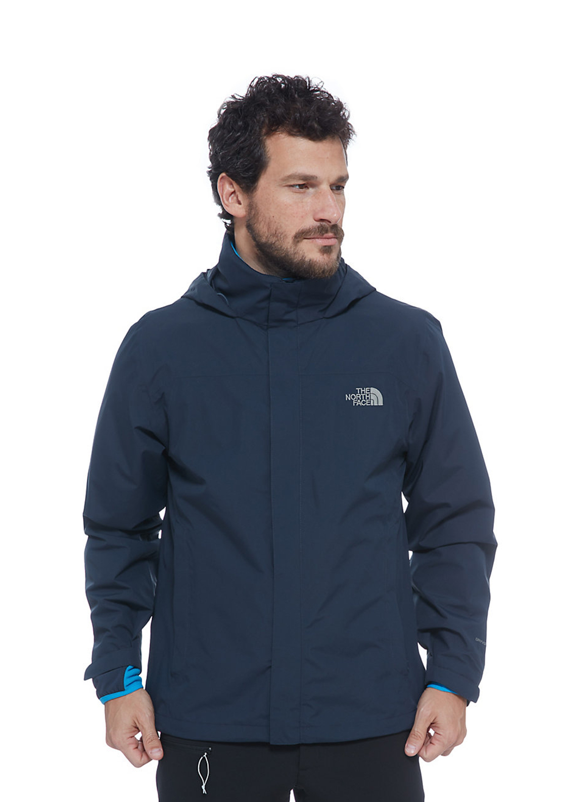 The North Face Mens Sangro Jacket, Navy