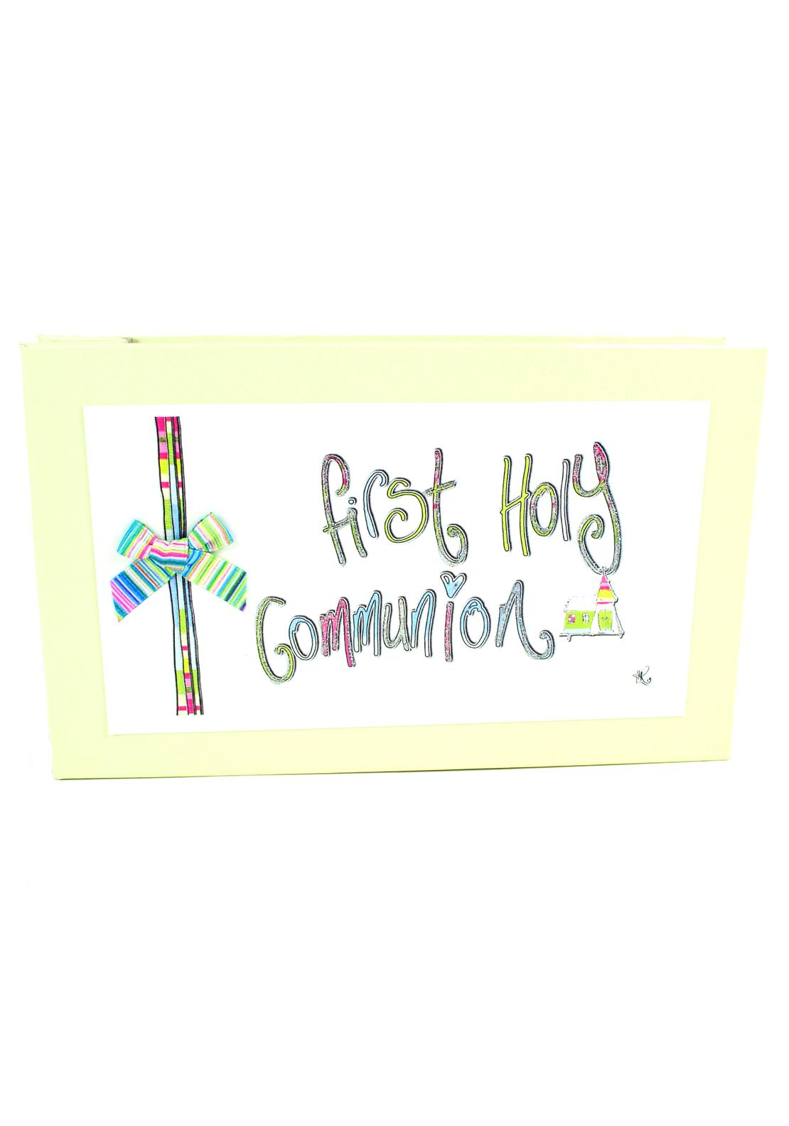Tracey Russell First Holy Communion Photo Album, Multi