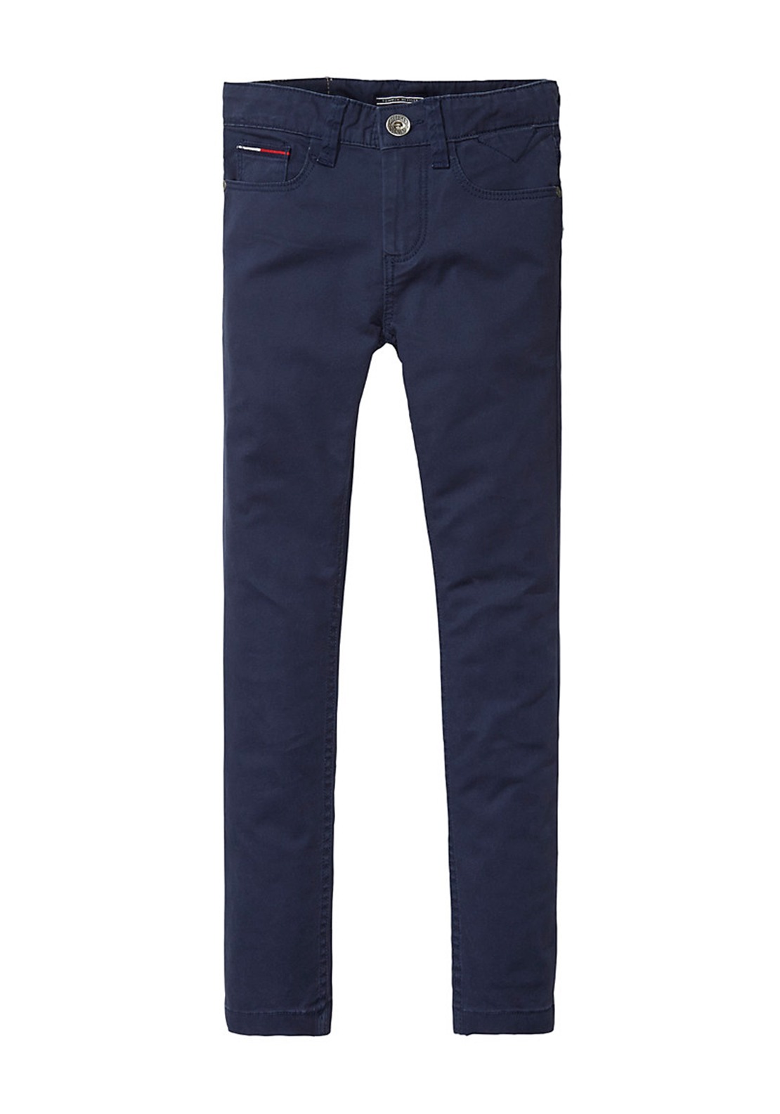 Tommy Hilfiger Boys Slim Leg Scanton Chinos, Navy