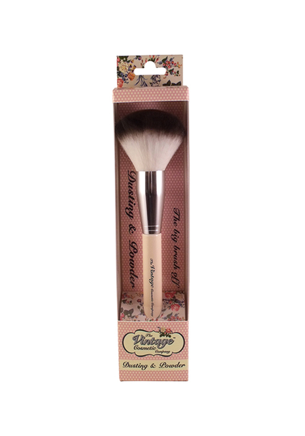 The Vintage Cosmetic Company Dusting and Powder Brush