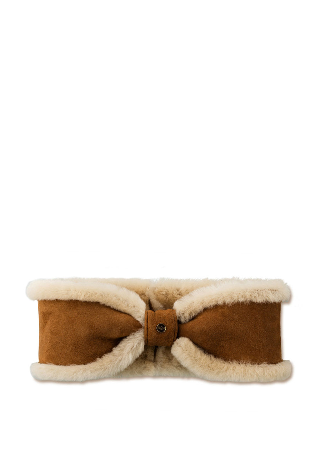 Ugg Carter Bow Headband, Chestnut