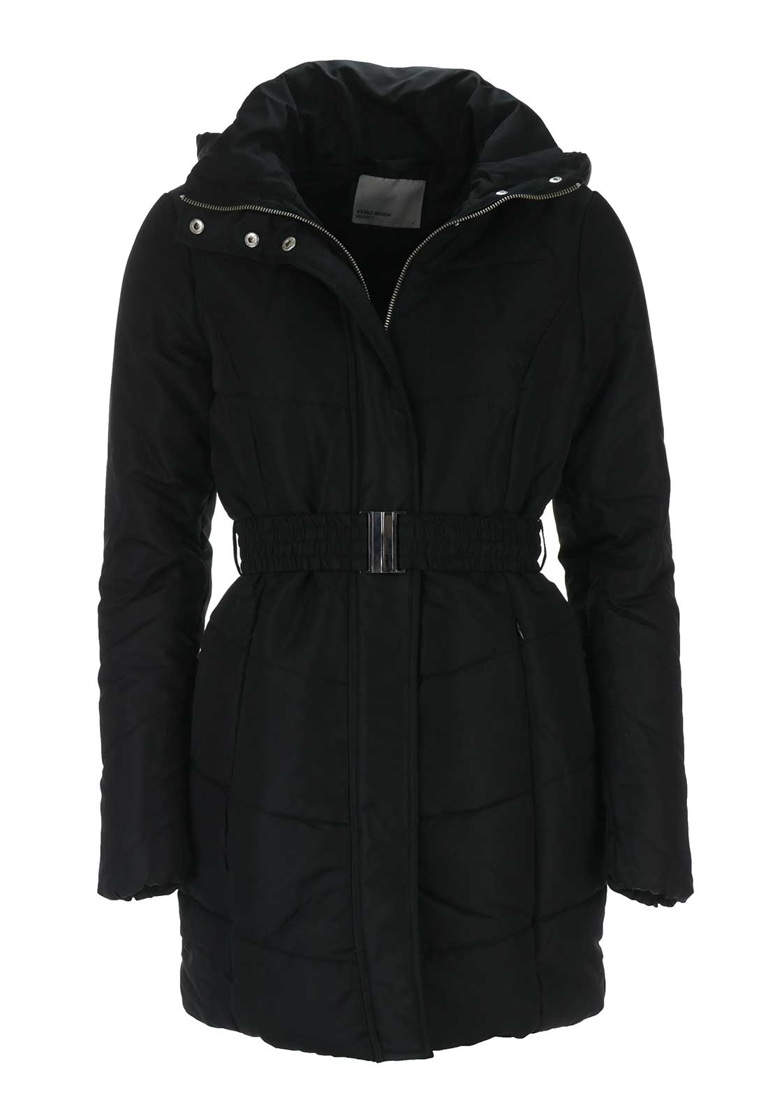 Vero Moda Womens Kiera Padded Jacket, Black