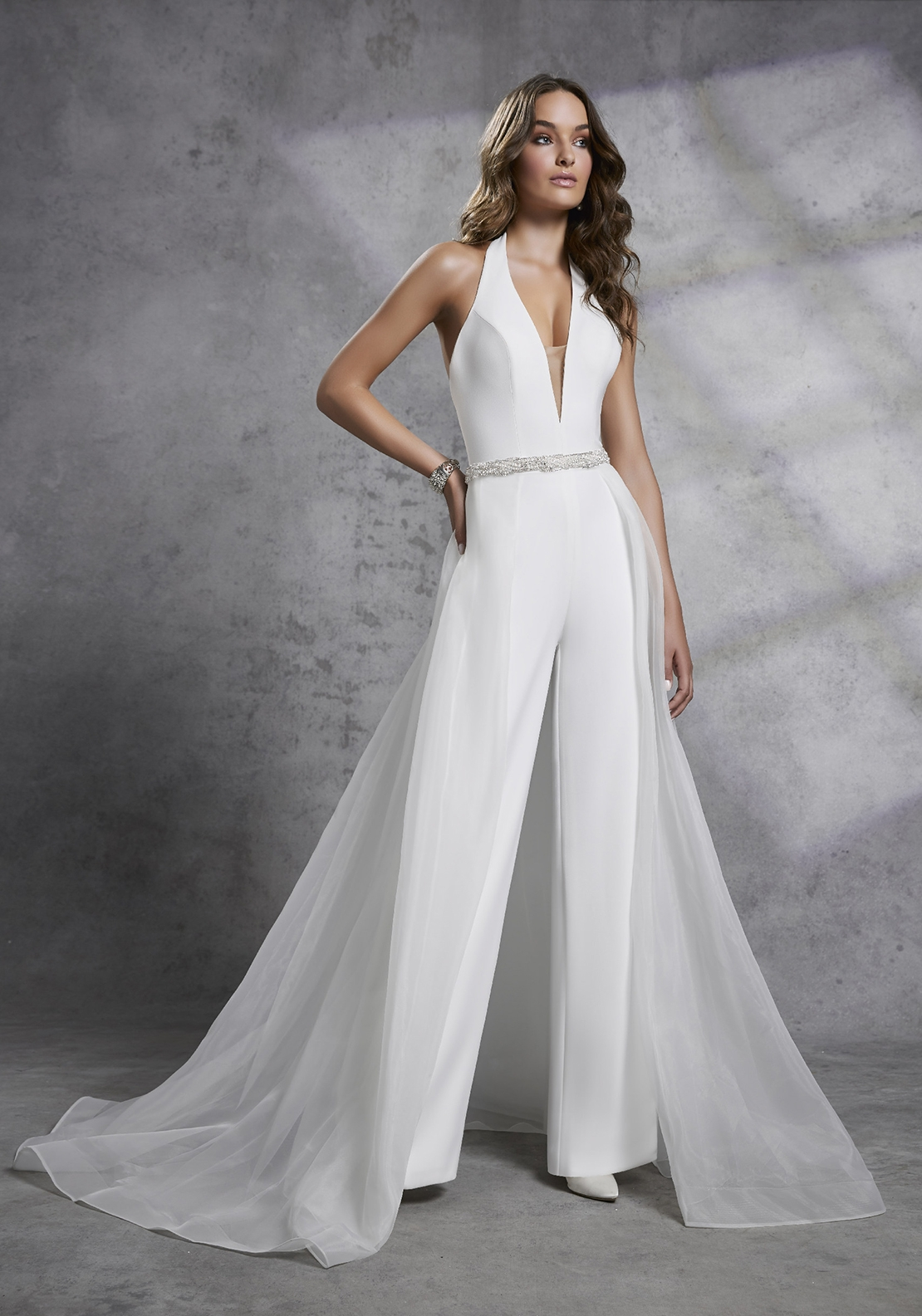 Victoria Jane 18310 Wedding Jumpsuit