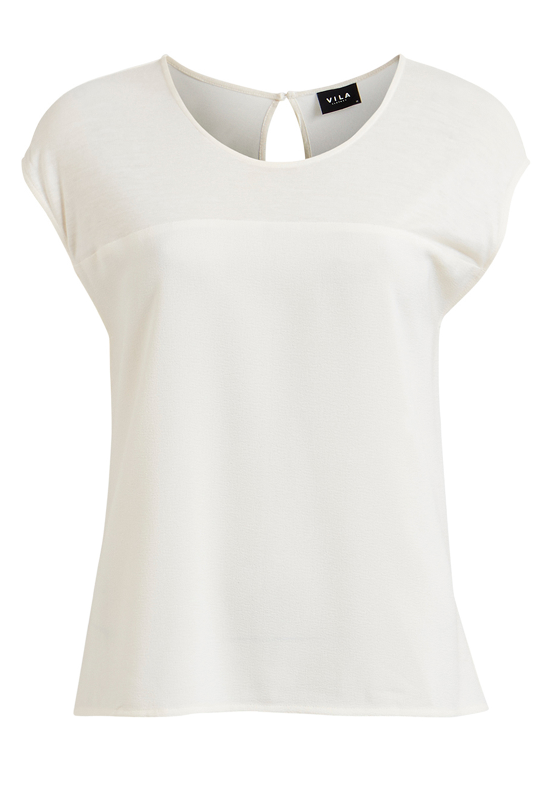 Vila Hava Textured Sleeveless Top, Wine