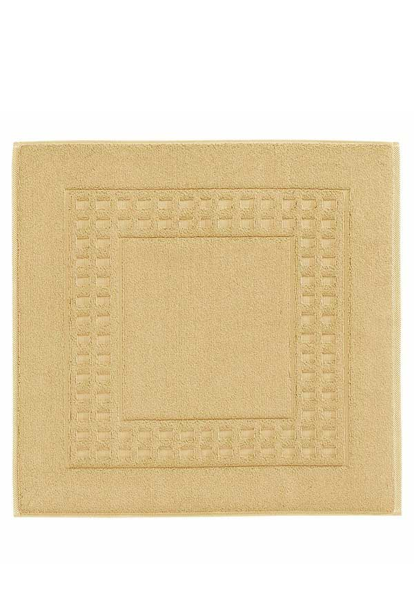 Vossen Country Small Bathroom Mat, Beige