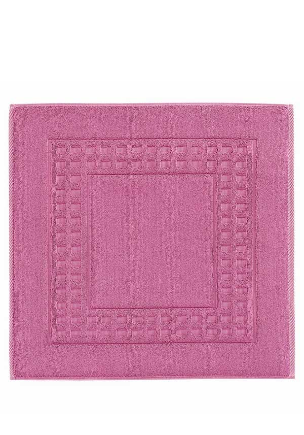 Vossen Country Small Bathroom Mat, Orchid