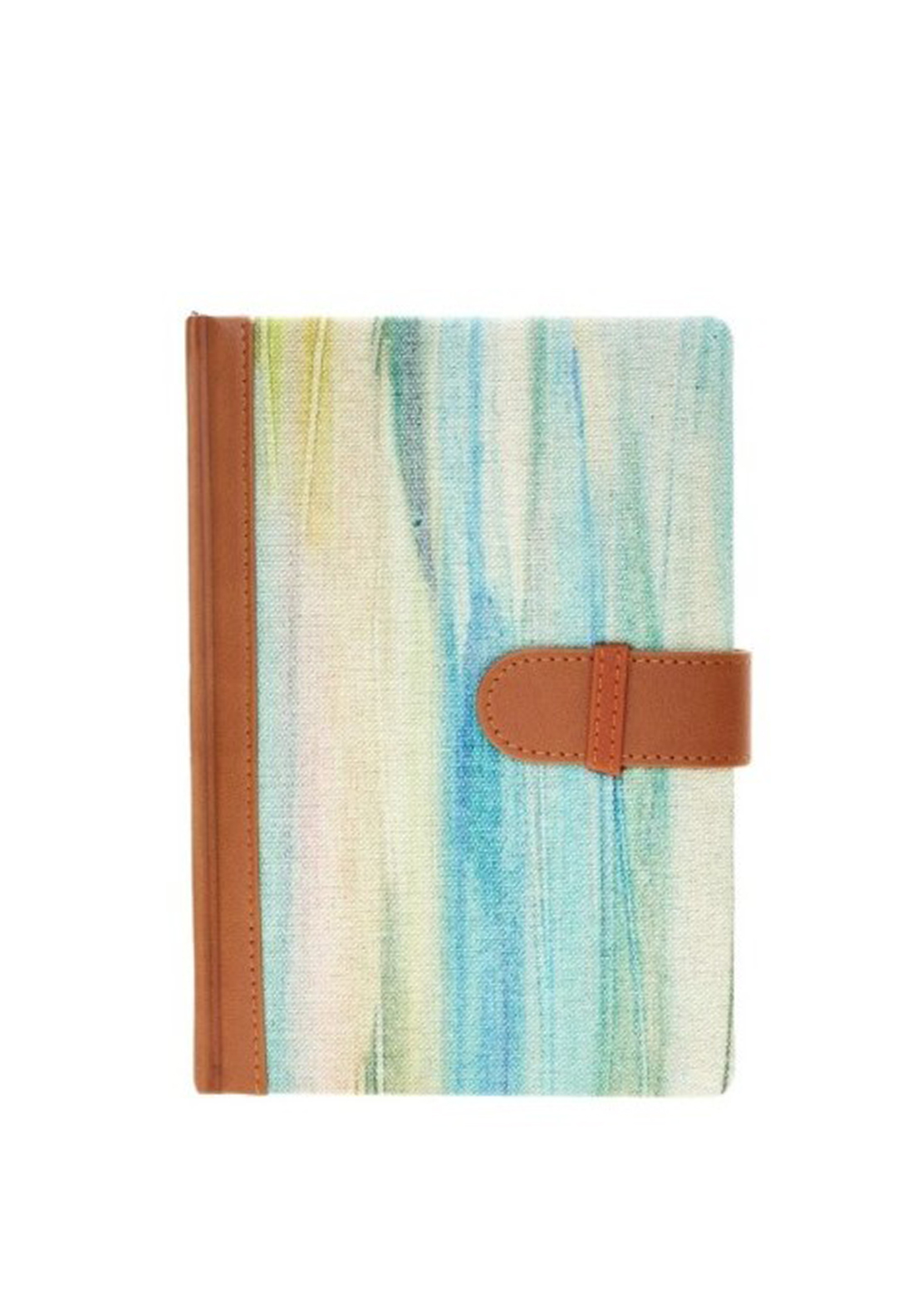 Voyage Galatea Lined Notebook 18 X 25cm