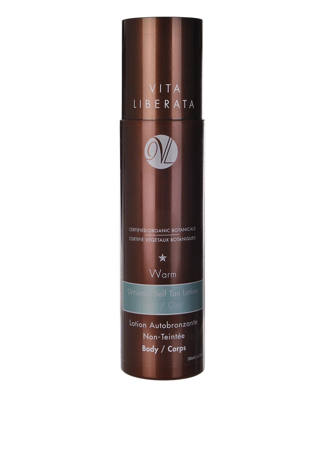 Vita Liberata Warm Silken Sun Self-Tan, 200ml