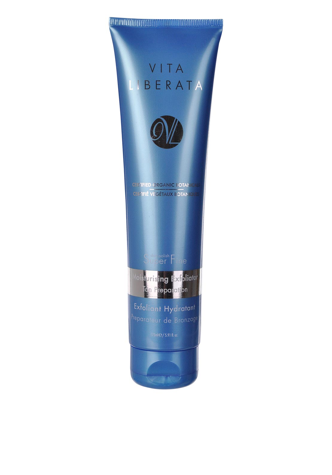 Vita Liberata Super Fine Moisturising Exfoliator for Tan Preparation, 175ml