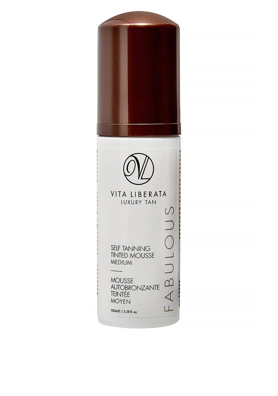 Vita Liberata Fabulous Self-Tanning Medium Mousse